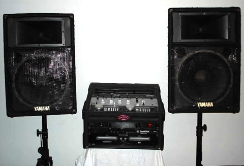 Rent DJ System