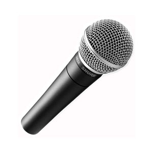 Microphones for rent in Houston
