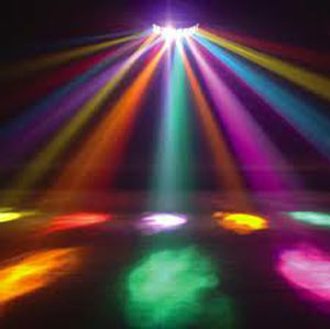 Stage Lighting Rental
