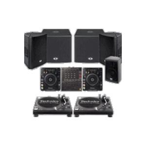 full dj system for rent