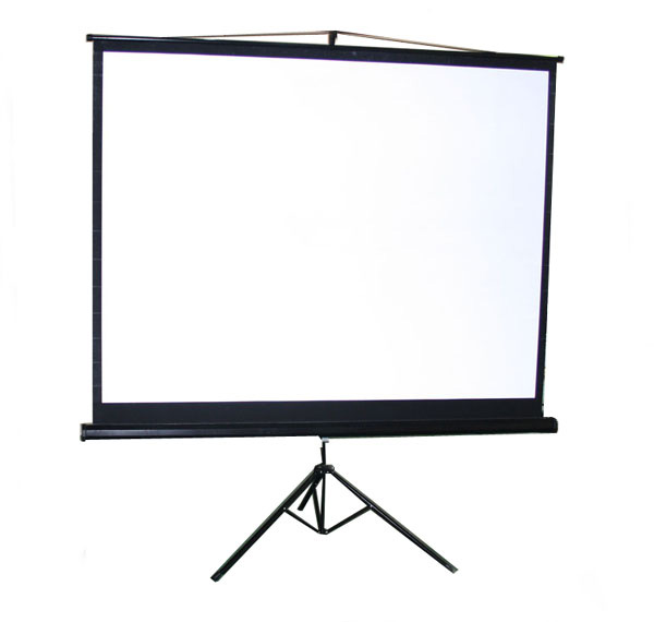 Rent screen tripod